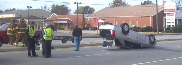 Car Accident Richmond Ave